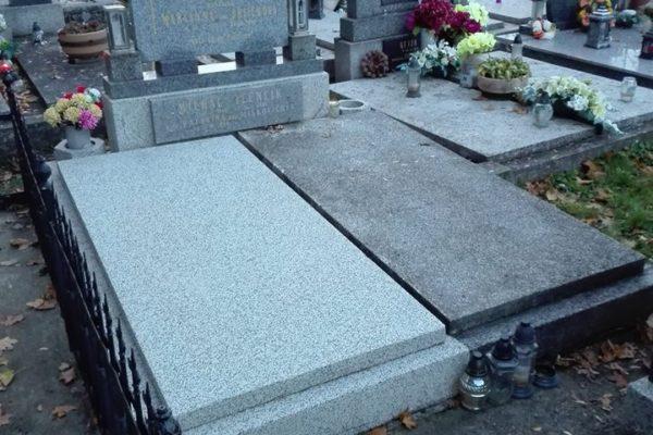 čistenie pomníkov a hrobov 2
