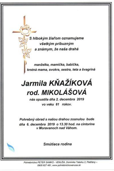Pohrebný obrad v Moravanoch Nad Váhom