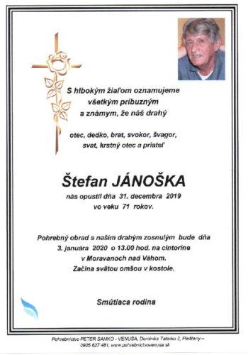 Stefan Janoska
