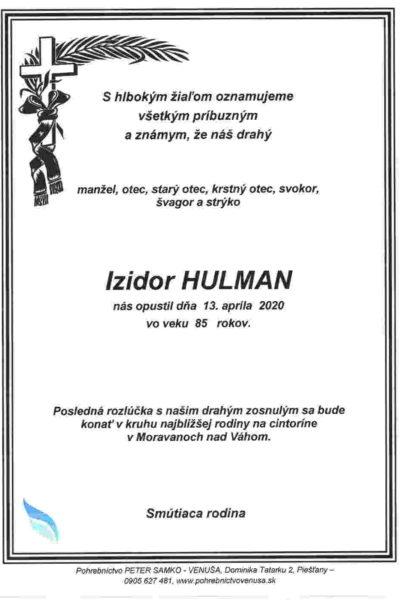 Parte p. Hulman