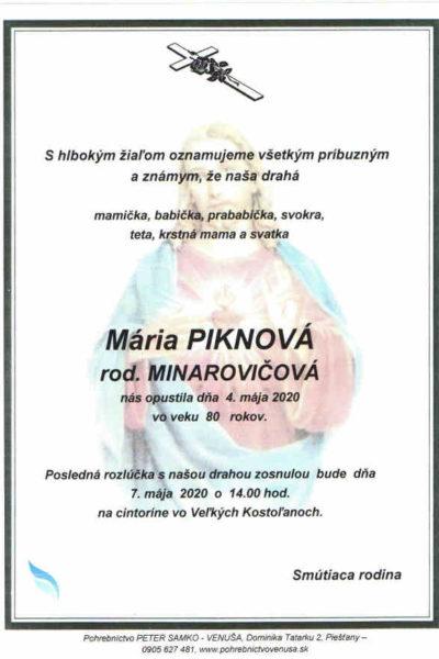 Maria PIKNOVA