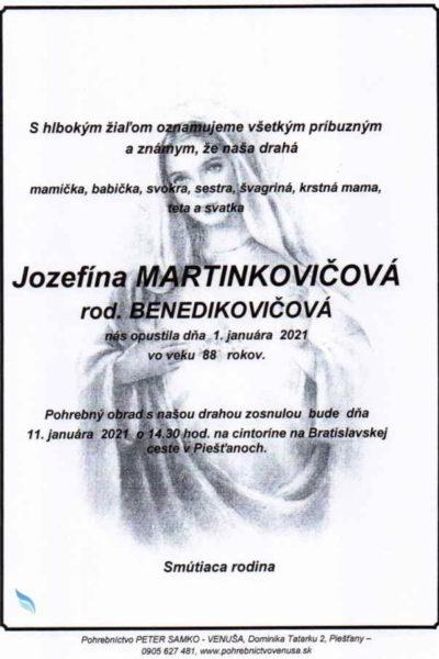Martinkovičová