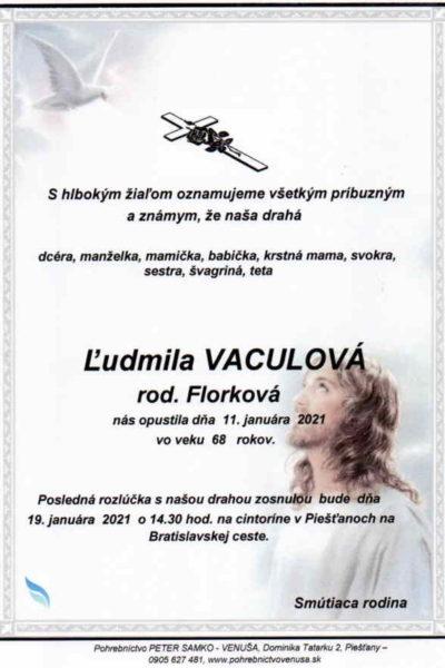Vaculová