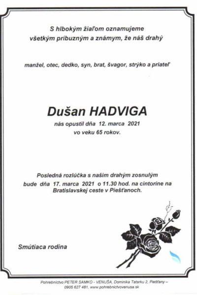 Hadviga