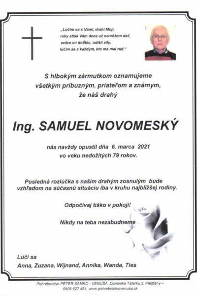 Novomeský
