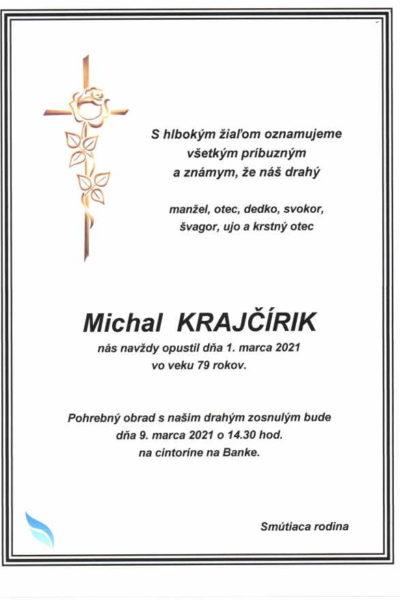 p. Krajčírik