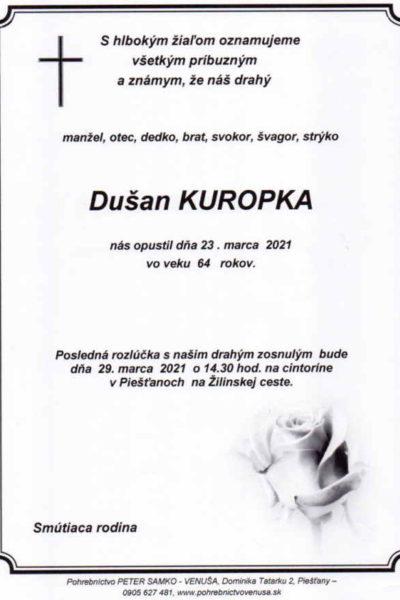 Kuropka