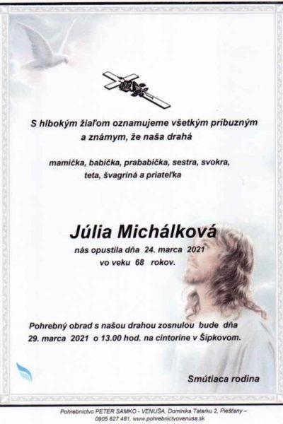 Michálková