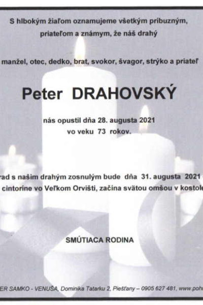 Drahovský