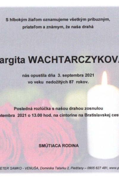 Wachtarczyková
